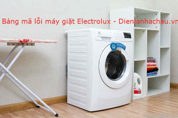tong hop ma loi may giat electrolux